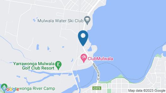 Mulwala Resort Map