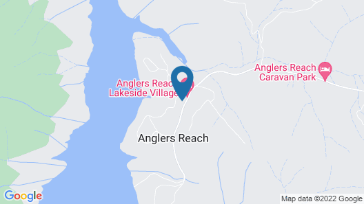 Anglers Reach Lakeside Village Map
