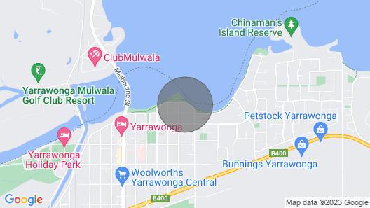 Lake Breeze Yarrawonga Overlooking Lake Mulwala Map