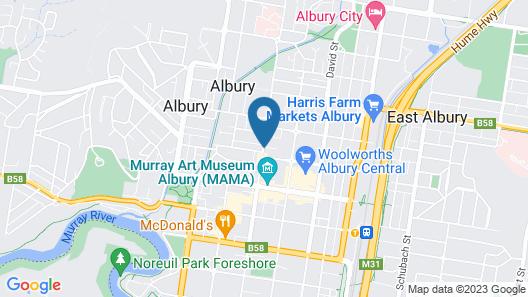 Quest Albury Map