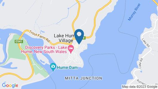 Lakeview Villa's Map