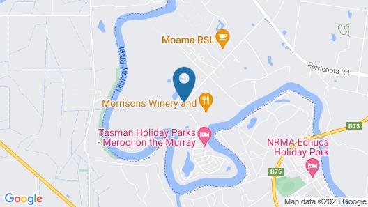 Merool Holiday Park Map