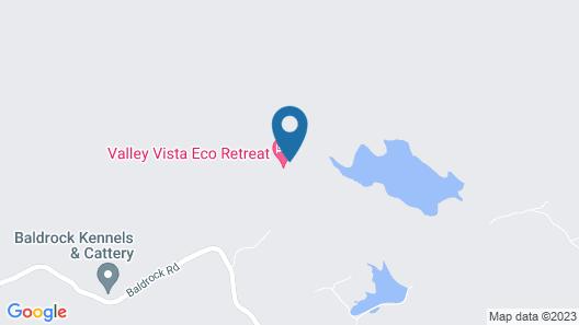 Valley Vista Eco retreat Map