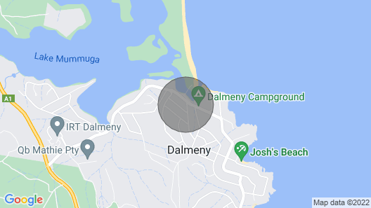 The Anchor House, Dalmeny, NSW Map