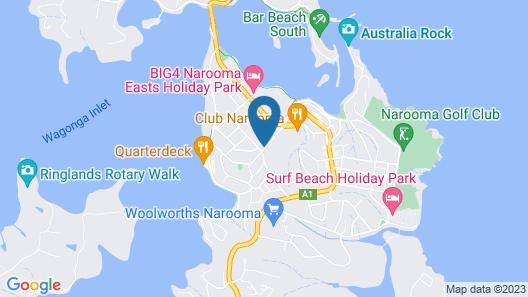 Apollo Holiday Units Map