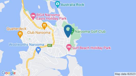 Amooran Oceanside Map