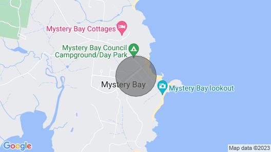 Shamwari by the Beach Mystery Bay Map