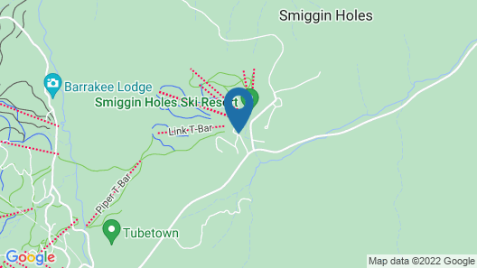 Smiggins Hotel Map