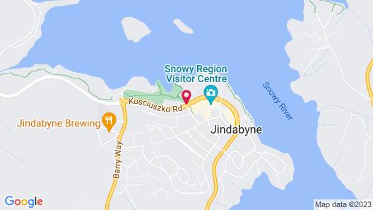 NRMA Jindabyne Holiday Park Map