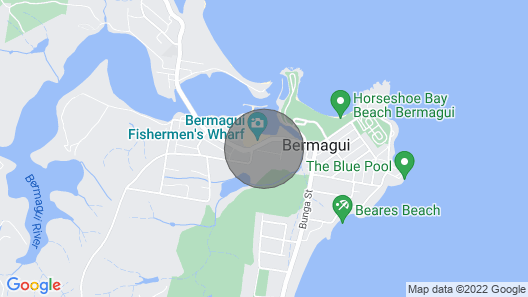 68 Lamont St - Harbourside Map