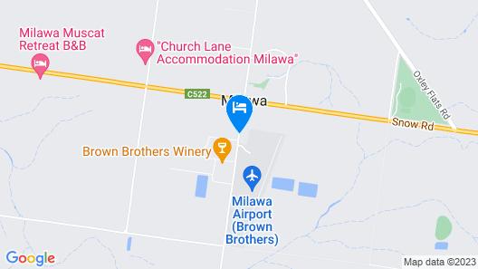 Lancemore Milawa Map