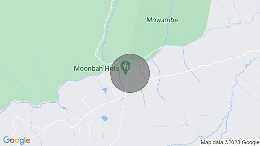 Moonbah Mountain Retreat Map