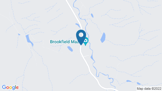 Brookfield Guesthouse Map