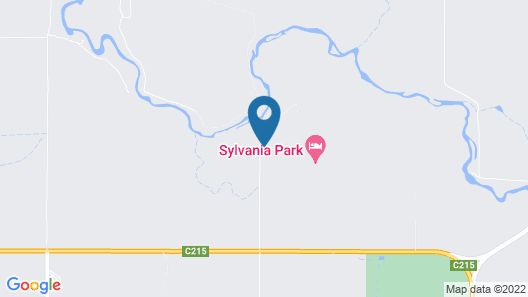 Sylvania Park Map