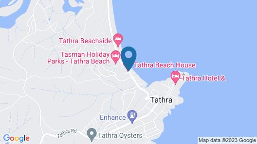 Tathra Beach House Apartments Map