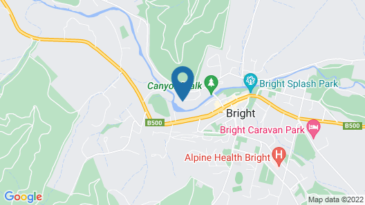 Canyons Bend - 5 Minute walk to shops and cafes Map