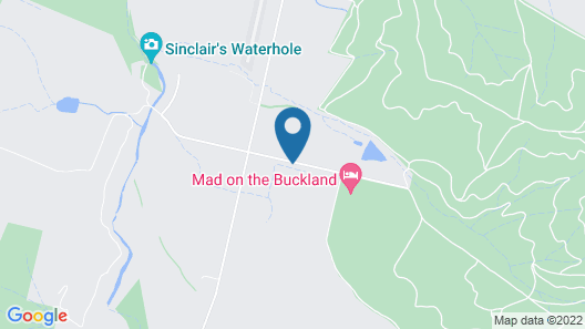 Mad on the Buckland Map