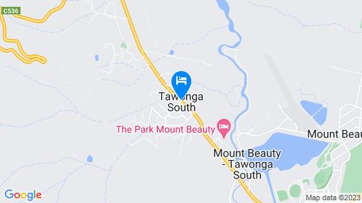Bogong Moth Motel Map