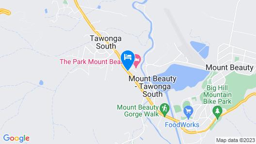 The Park Mount Beauty Map