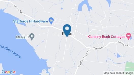 Secura Lifestyle Countryside Kalaru Map