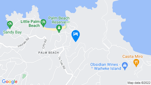 Palm Heights Map