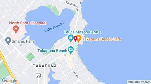 Emerald Inn Map