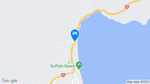 Beachfront Resort Map