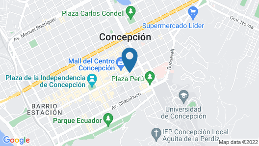 Community Suites & Apartaments Map