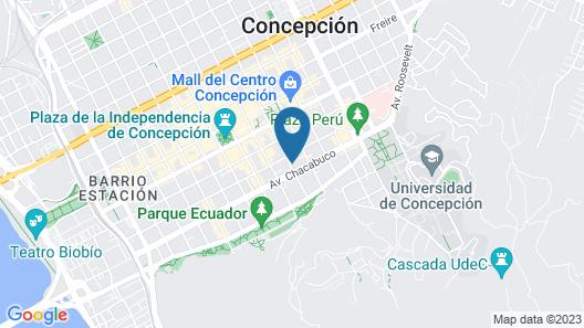NM ApartHotel Castellon Map