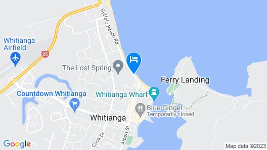 Blue Marlin Apartments Map