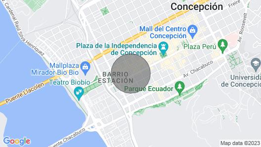 Maximum comfort and elegance in the center Map