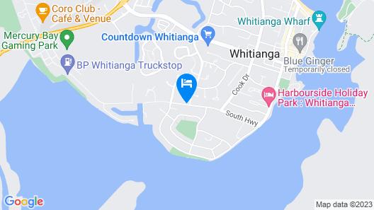 Sovereign Pier on the Waterways Map
