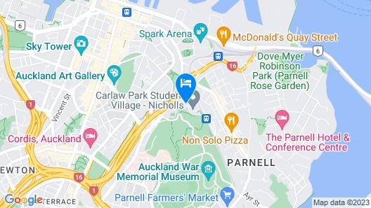 Quest Carlaw Park Map