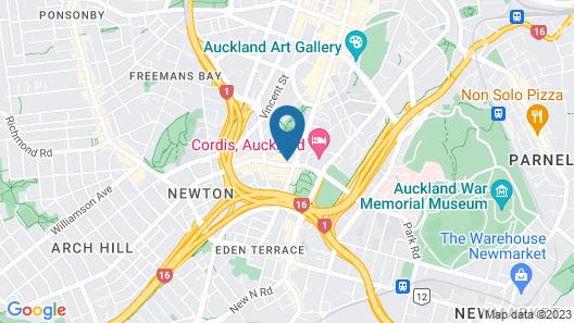 HIT Hostel Map