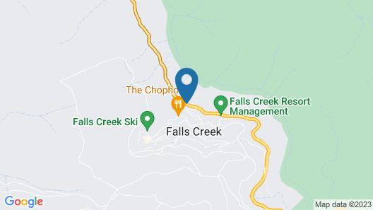 Falls Creek Country Club Map