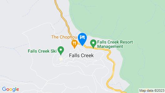 QT Falls Creek Map