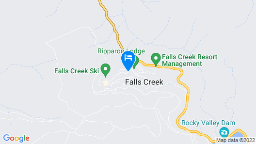 Astra Falls Creek Map