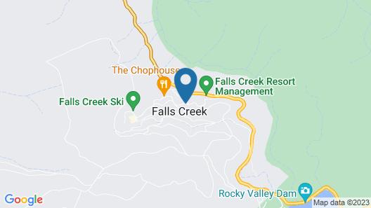 Le Chalets Map
