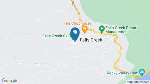 Falls Creek Hotel Map