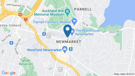 Quest Newmarket Map