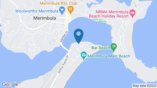 'Fishpen Unit 1' Fishpen Map