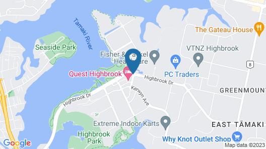 Quest Highbrook Map