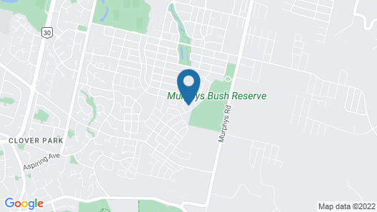 Flatbush Holiday Accommodation Map
