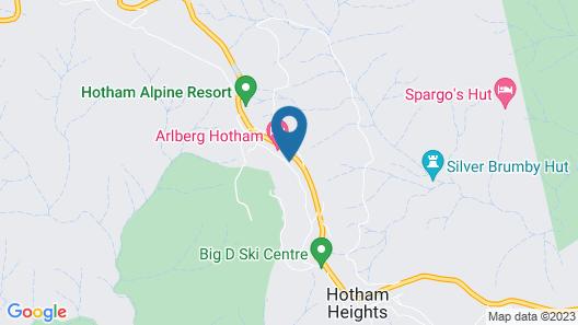 Alpine Haven 6 Map