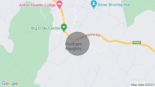 Sun Apartments - Mt Hotham Map
