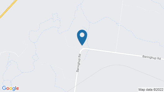 Lochinver Farm Homestead & Cottages  Map