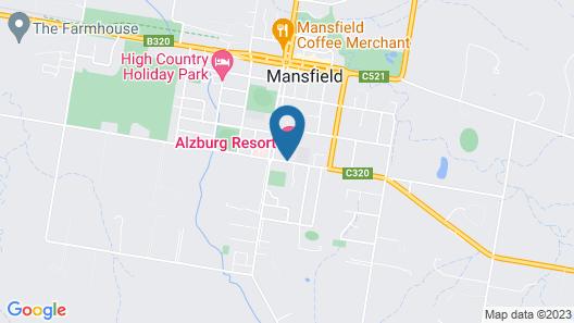 Alzburg Resort Map