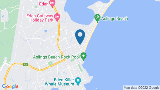 The Shore Break - Unit 6 Map