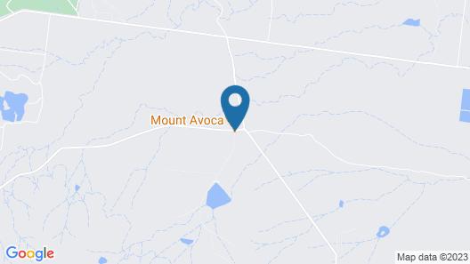 Eco-luxe @ Mount Avoca Map