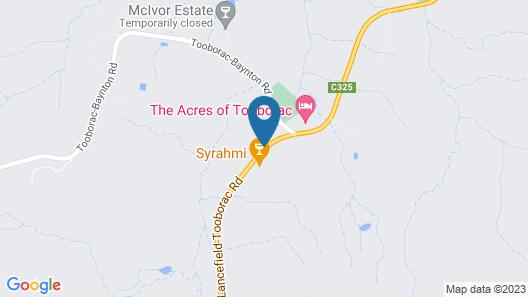 Mimosa Glen Homestead Map
